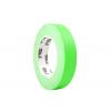 Gaffer PG24FGR fluorescent masking tape, 24mm x 25m, green