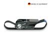 Adam Hall Accessories SR 256 fastening belt with a tensioner