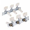 Akmuz classical guitar machine heads, silver